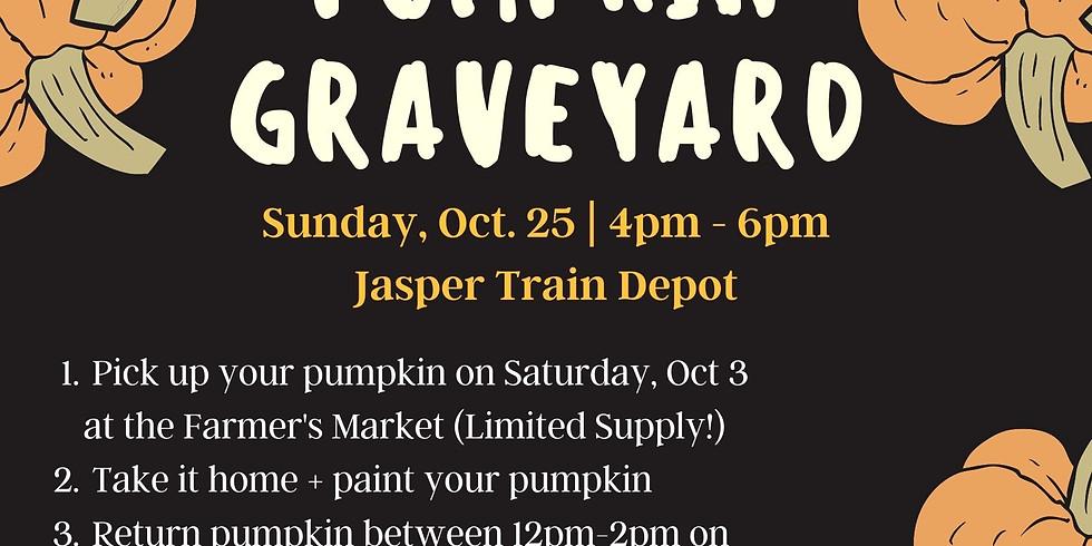 Pumpkin Graveyard Pickup
