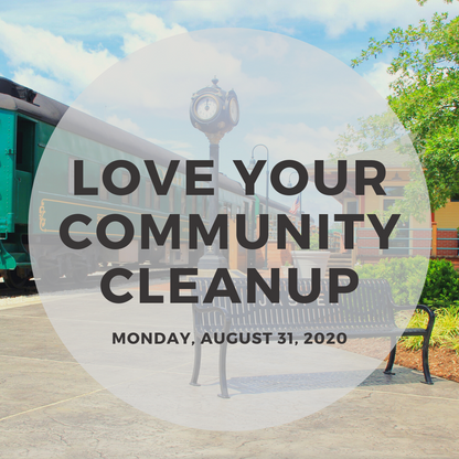 Love Your Community Cleanup