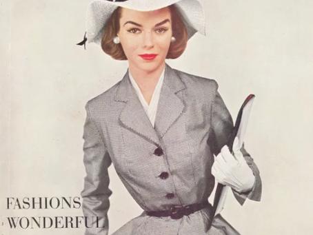 La primera mujer directora de arte de revistas en Estados Unidos.