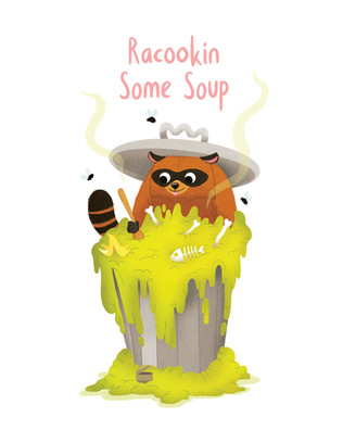 Racookin Some Soup