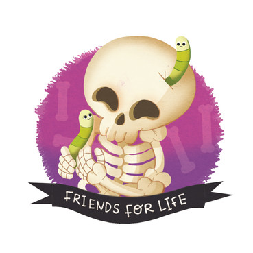 Skelly and Friends