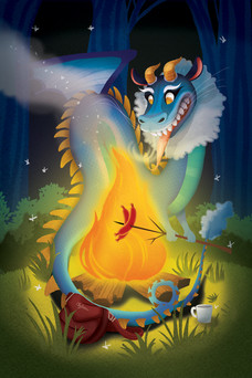 Clyborn the Cloud Dragon