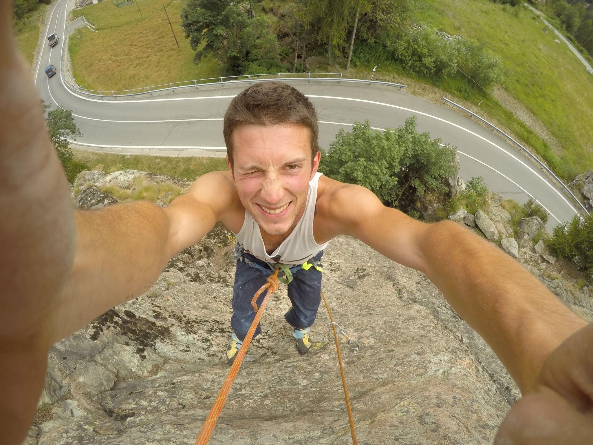 Tommaso Beni arrampicatore