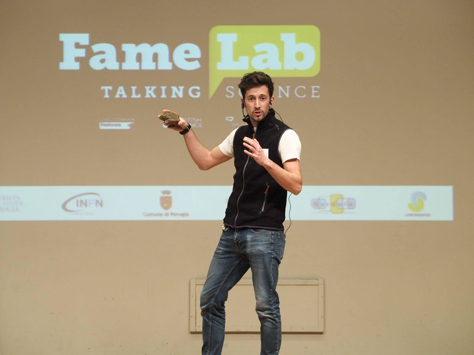 Tommaso Beni Fame Lab