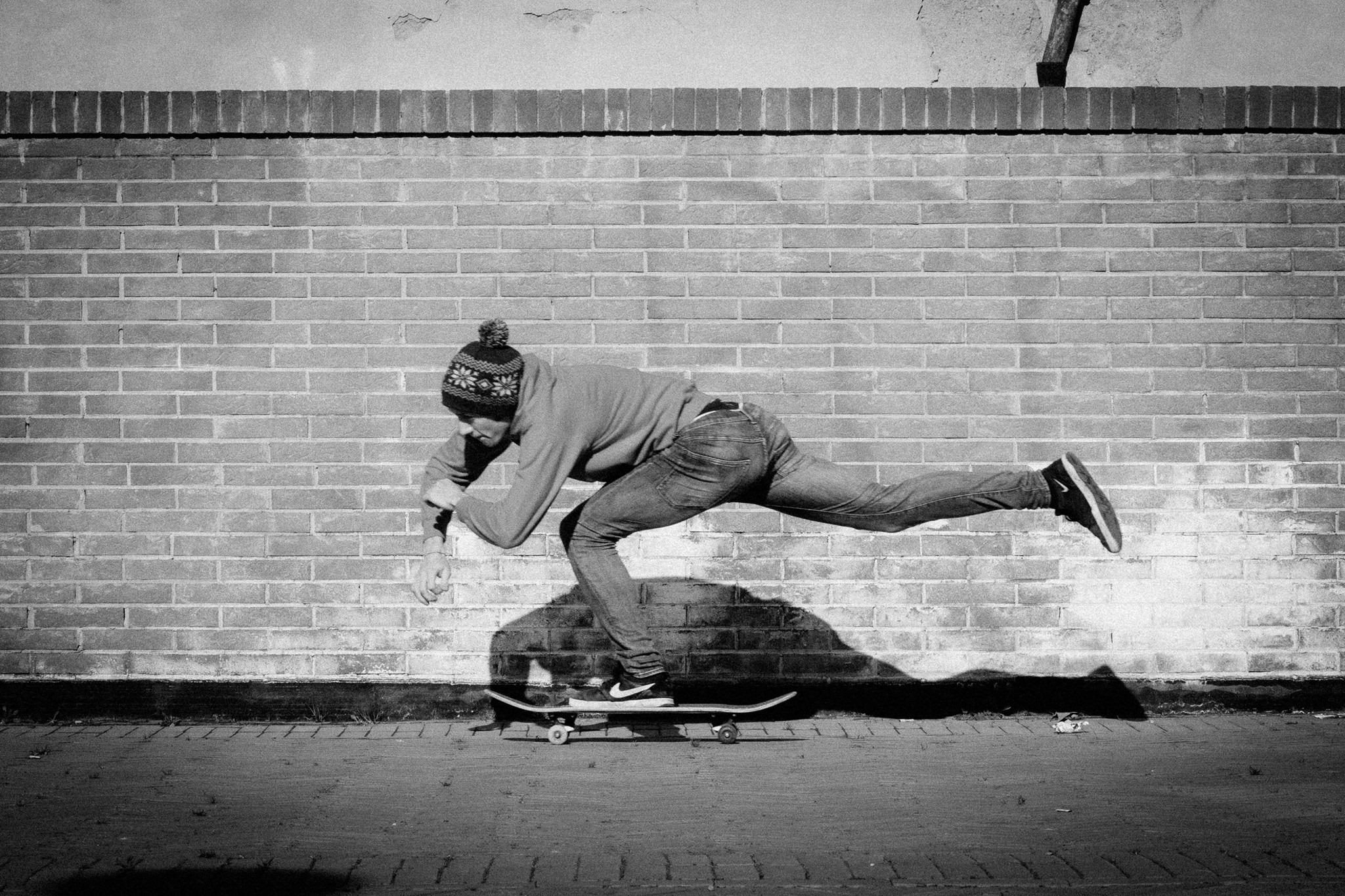 Tommaso Beni skater di Firenze