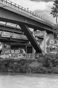 Tommaso Beni sul Death Bridge