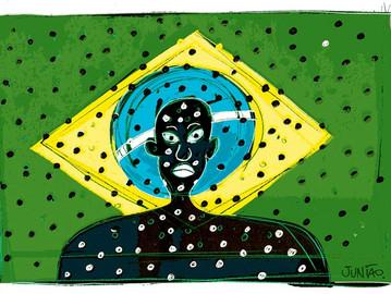 Pulsão de morte e racismo estrutural: Lázaro Barbosa e a desumanidade do Brasil