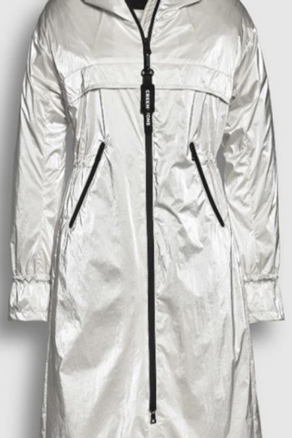 impermeable CREENSTONE argent