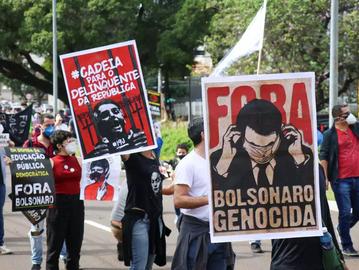 Sentimento de revolta, ódio burguês e os caminhos para o Brasil