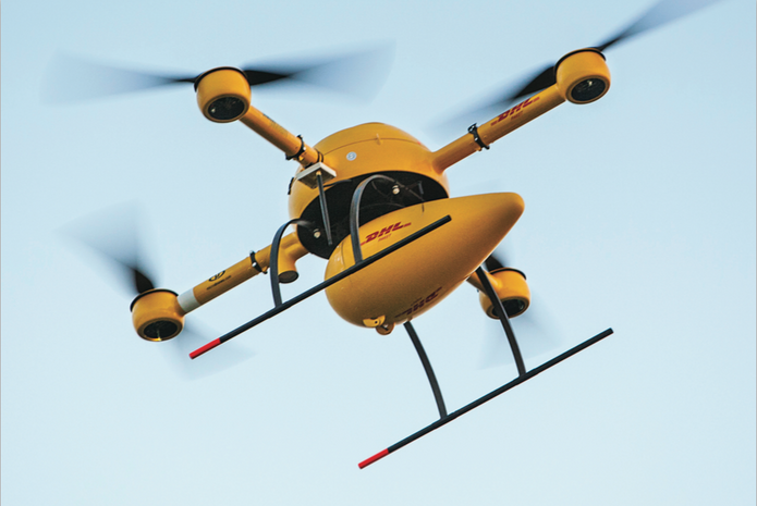 Drones: The Sky Is A Limit