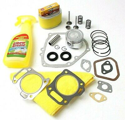 Honda-GX160-Top-end-service-kit-inc-pist