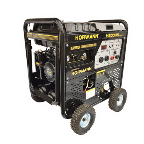 3in1, Generator, compressor, welder