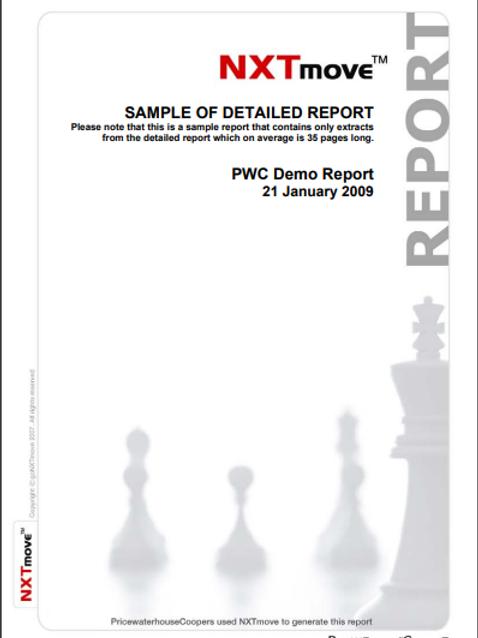 Future business report