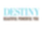 Destiny Magazine logo