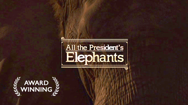 All the Presidents Elephants