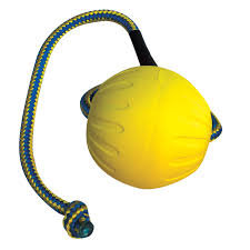 DuraFoam Fetch Ball tamanho Grande 9cm