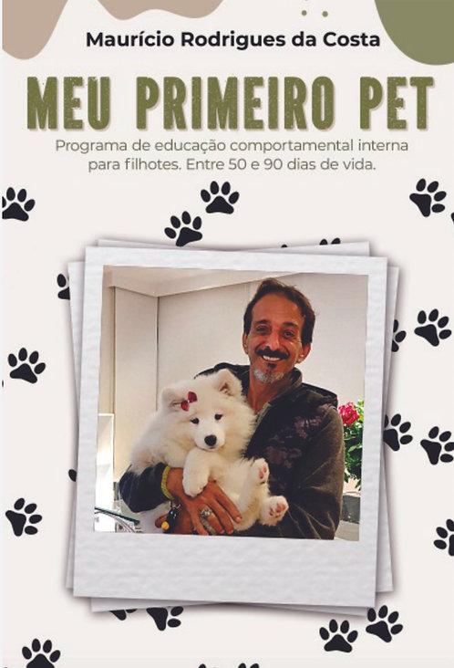 Livro - Meu Primeiro Pet