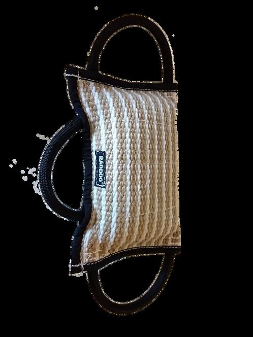 Pillow em Juta Raddog