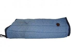 Luva para filhote sênior em tecido de bite