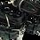 Thumbnail: Coleira Tatica treino de protecao em couro (Desmontável)