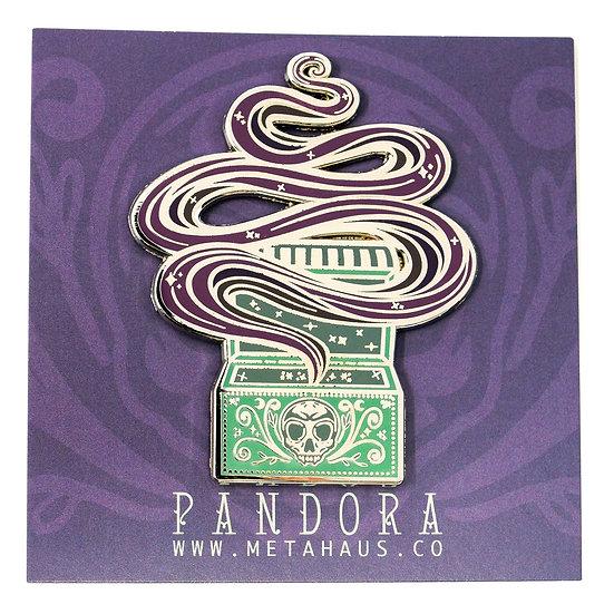 PANDORA'S BOX PIN