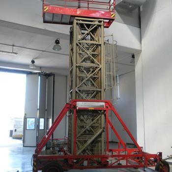 Verifica ventennale ponte sviluppabile