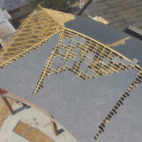 Nutec Roofing Slate