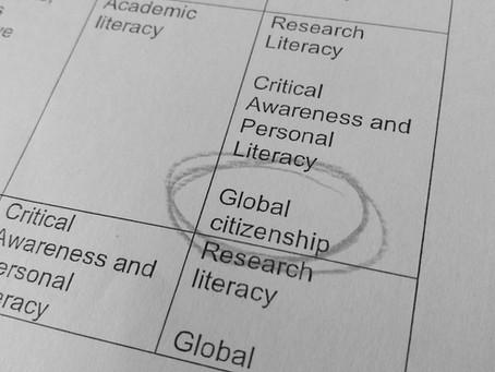 Global Citizenship in my university