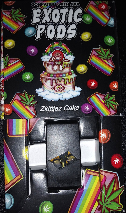 Zkittlez Cake Is An Indica Dominant Mix Of Grape Ape And Grapefruit That Crossed With Another Undisclosed Strain To Produce This Candy Flavored Cannabis