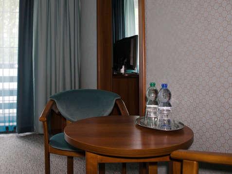 Pokój hotelowy premium w Walcerku