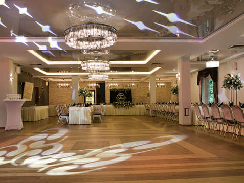 Sala balowa na wesela i eventy w Hotelu Walcerek