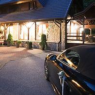 Nastrojowe oświetlenie Hotelu Walcerek w Jarocinie