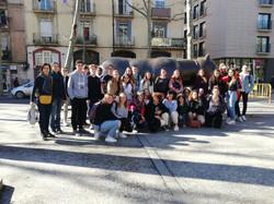 Les premières à Barcelone