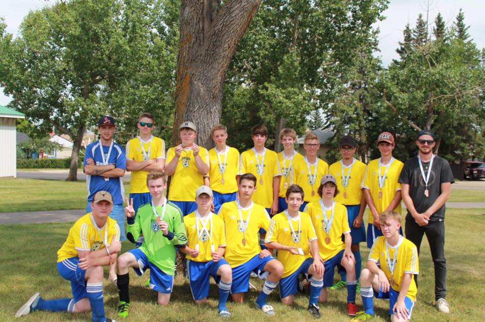 u16 bronze provincials boys