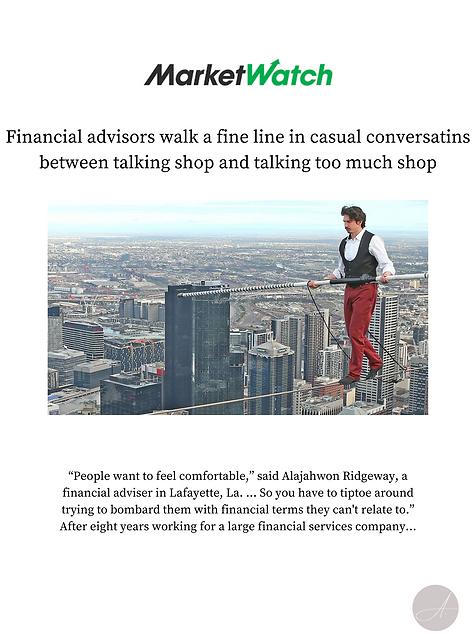a.b. ridgeway wealth management market w