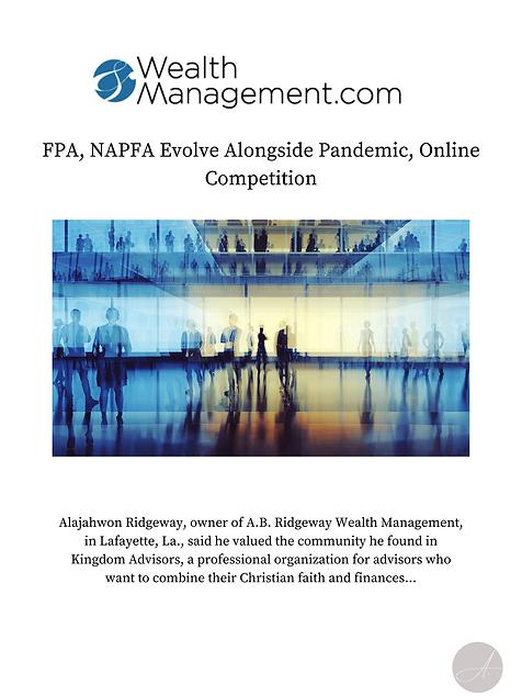 a.b. ridgeway wealth management fpa