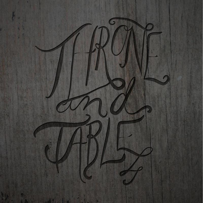 Throne and Table - Wayne Stewart