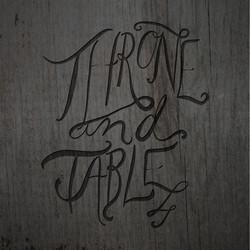 Throne and Table - Wayne Stewart
