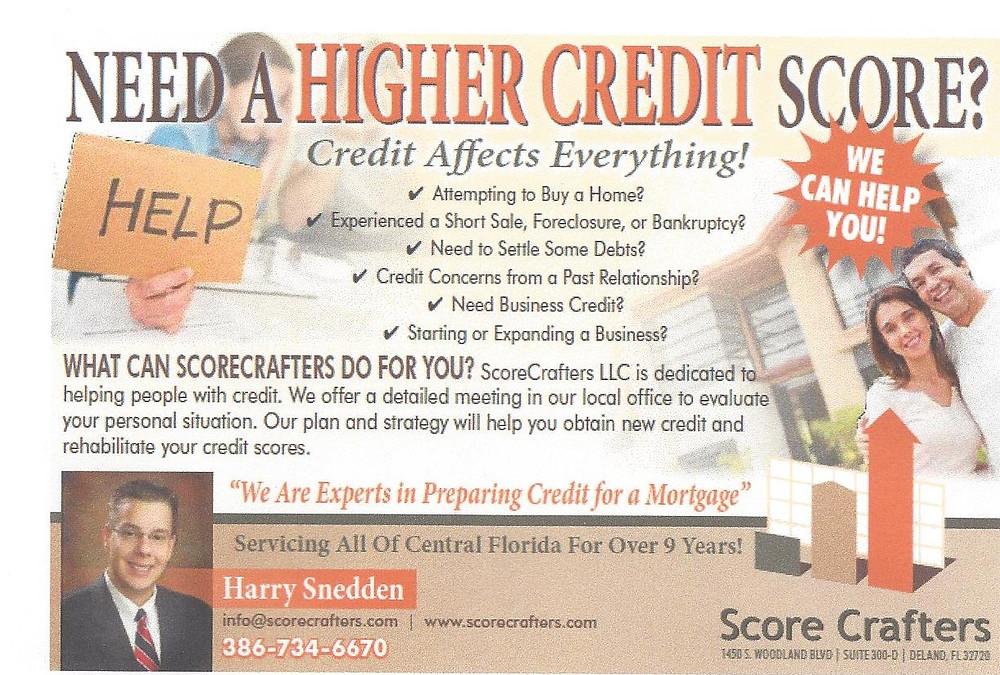 People Seek Credit Repair for Many Reasons....