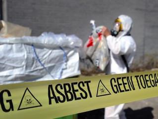 Asbest en non-conformiteit. Schadevergoeding.