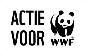 Actie Voor WWF Logo Horizontal Label (00