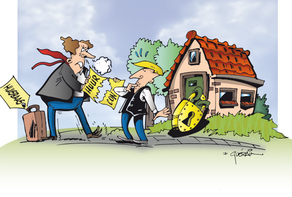Hennep in huurwoning | Quaden Makelaars Nederland | Duitsland