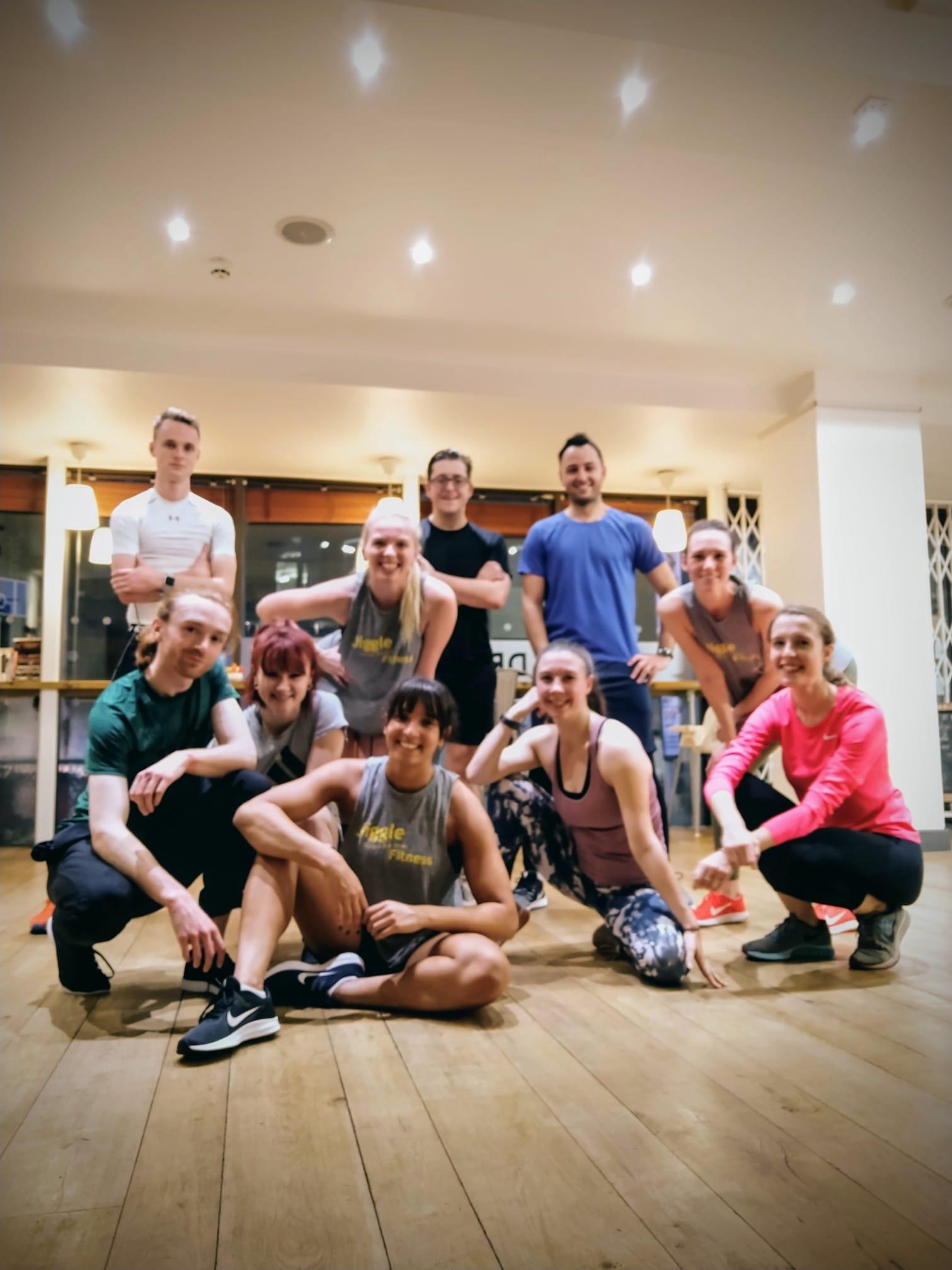 Jiggle Fitness Workout Class