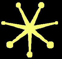 starburst yellow