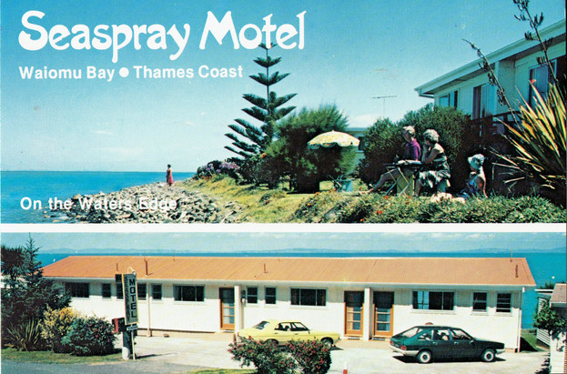 Vintage postcard - circa early 1980s