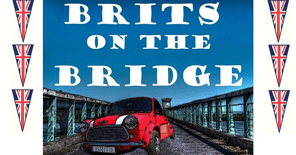 British Mini on Historic Kopu Bridge as part of upcoming Brits on the Bridge event