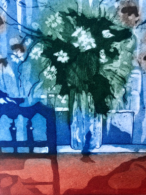 The Blue Room by Liz Hart