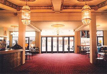Thames Cinema interior, Pollen St, Thames