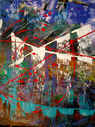 """Vantage Point"" by Liz Hart"