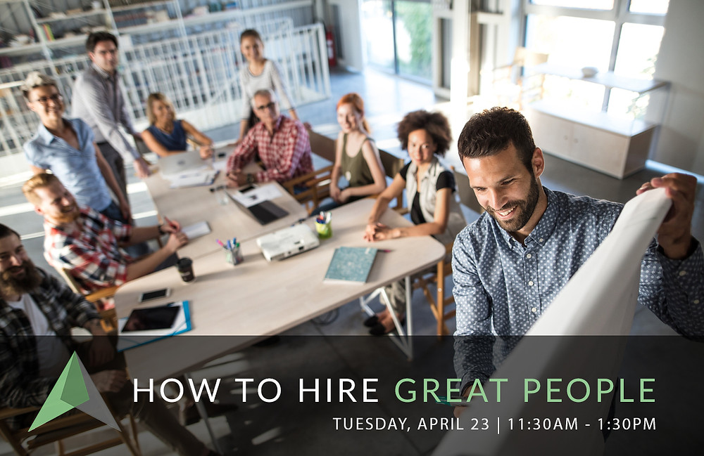 How to Hire Great People Leadership Development